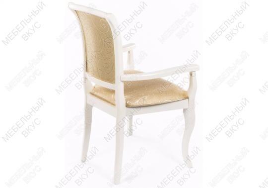 Кресло Milano молочное-4