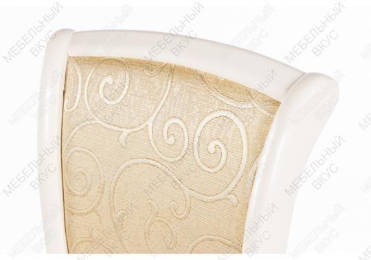 Кресло Milano молочное-5