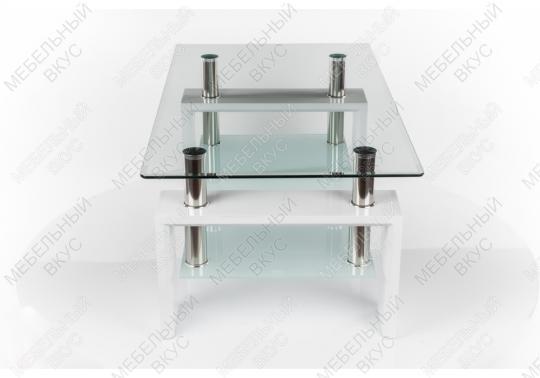 Журнальный стол CT-52 белый лак-2