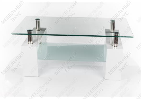 Журнальный стол CT-52 белый лак-1