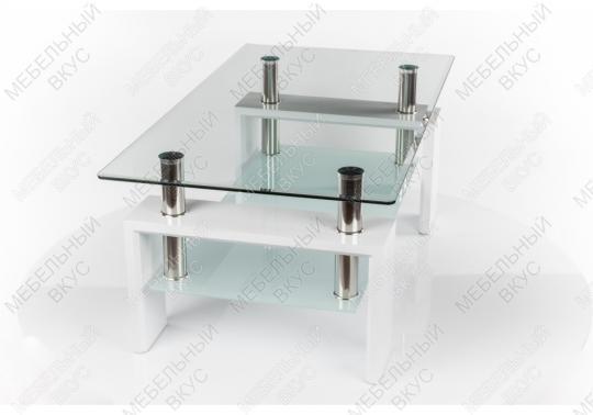 Журнальный стол CT-52 белый лак-3