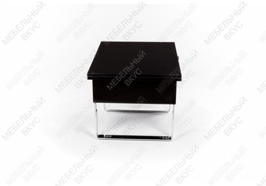 Стол-трансформер B2218 черный лак-1
