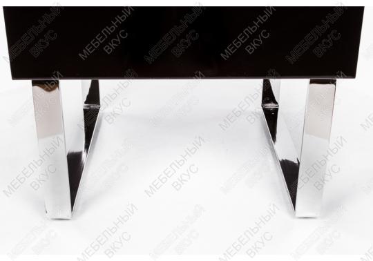 Стол-трансформер B2218 черный лак-7