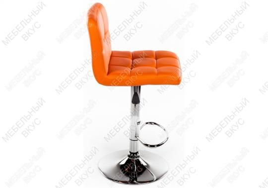 Барный стул Paskal оранжевый-6