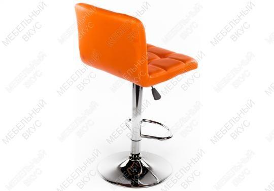 Барный стул Paskal оранжевый-4