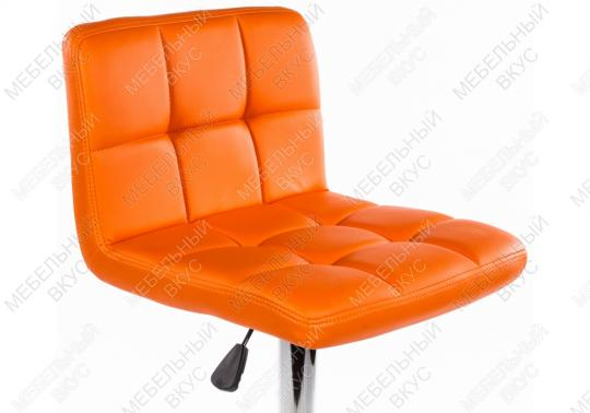 Барный стул Paskal оранжевый-3