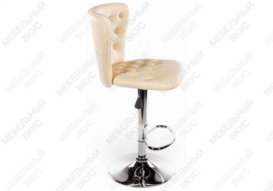 Барный стул Gerom бежевый-5