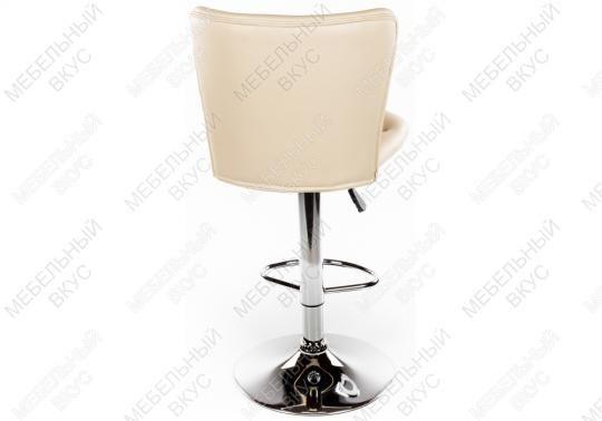 Барный стул Gerom бежевый-4