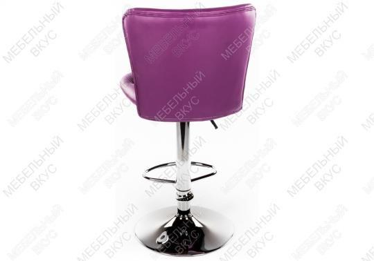 Барный стул Gerom фиолетовый-4