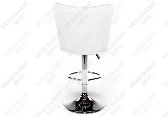 Барный стул Gerom белый-5
