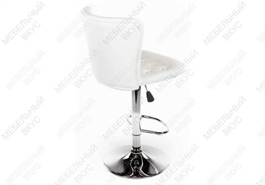 Барный стул Gerom белый-4
