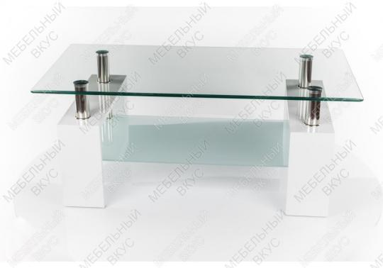 Журнальный стол ST-052 белый-1