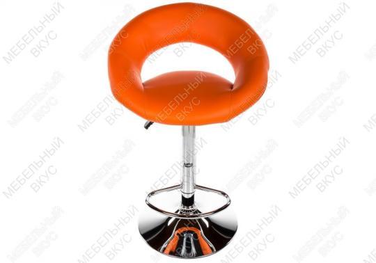 Барный стул Oazis оранжевый-4