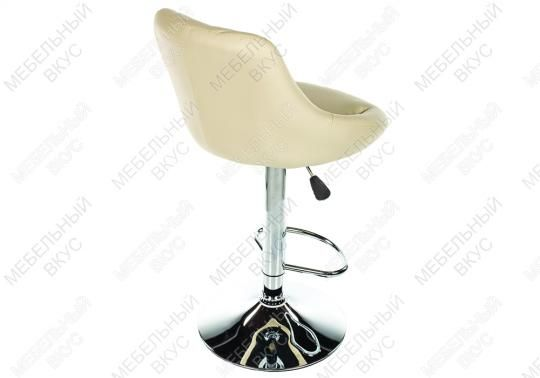 Барный стул Curt бежевый-5