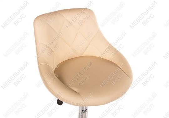 Барный стул Curt бежевый-3