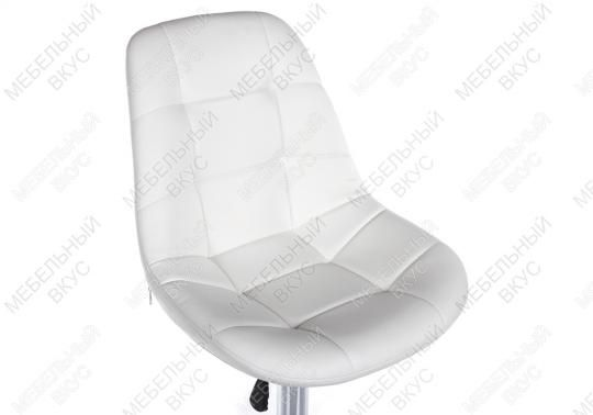 Барный стул EAMES белый-6