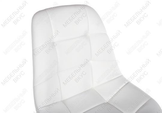 Барный стул EAMES белый-4