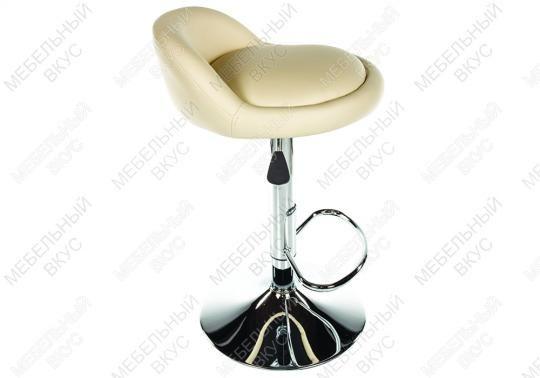 Барный стул ROUND бежевый-7
