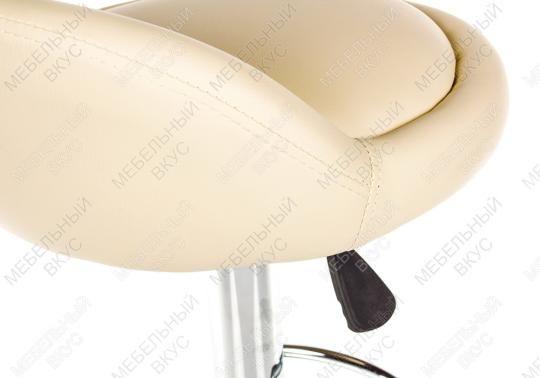Барный стул ROUND бежевый-8