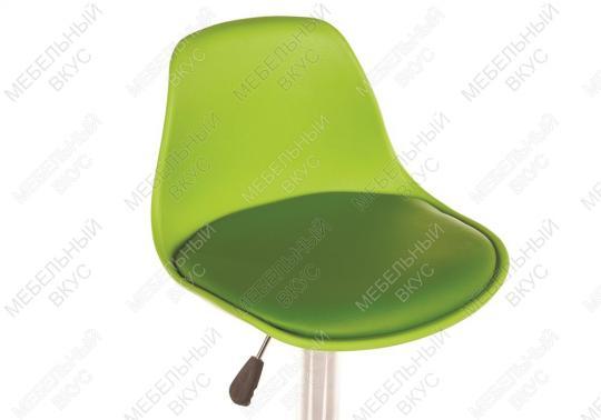 Барный стул Soft зеленый-5