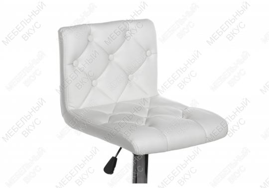 Барный стул Sandra белый-4