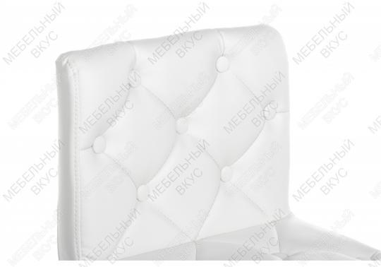 Барный стул Sandra белый-3