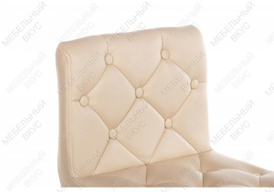 Барный стул Sandra бежевый-3