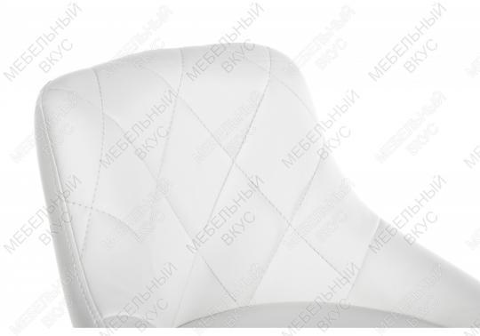 Барный стул Curt белый-4