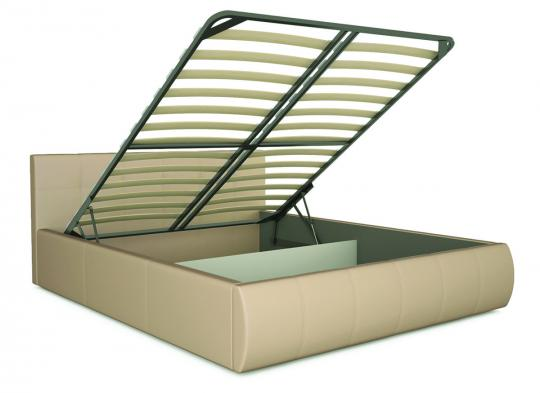 Интерьерная кровать Афина 160 с ортопедическим основанием-7