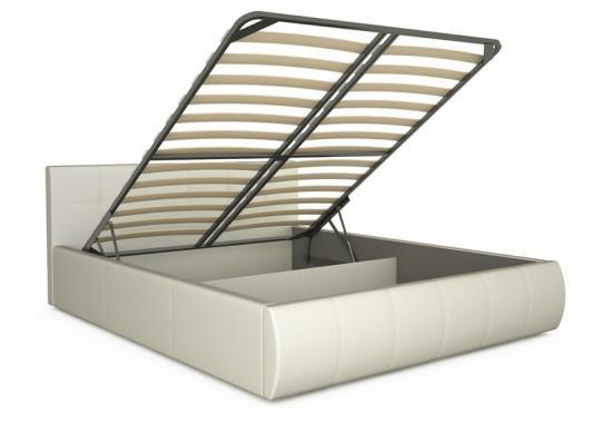 Интерьерная кровать Афина 160 с ортопедическим основанием-4
