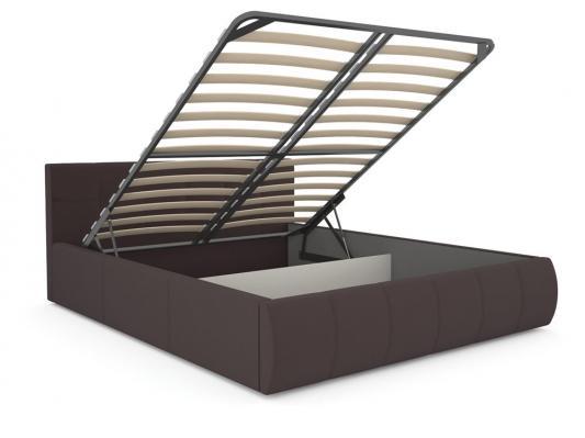 Интерьерная кровать Афина 160 с ортопедическим основанием-2