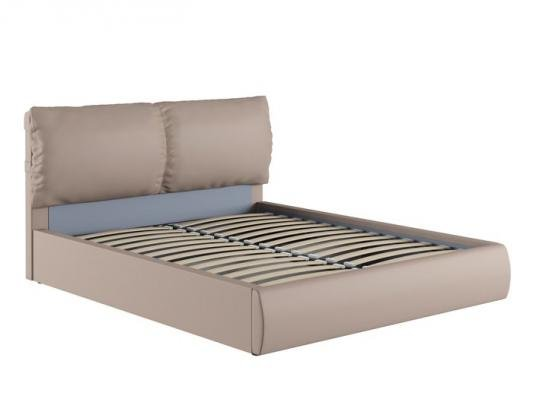 Интерьерная кровать Камилла 160 с ортопедическим основанием-5