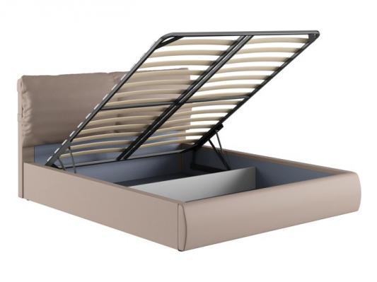 Интерьерная кровать Камилла 160 с ортопедическим основанием-4
