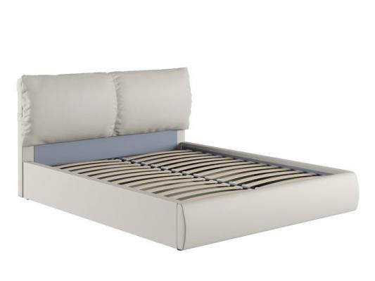 Интерьерная кровать Камилла 160 с ортопедическим основанием-3