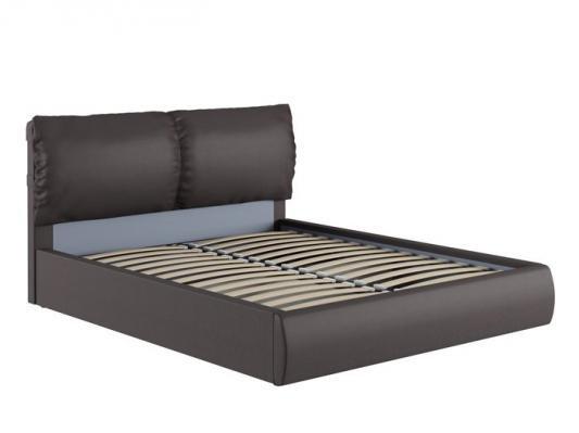 Интерьерная кровать Камилла 160 с ортопедическим основанием-1