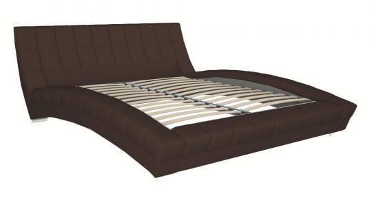 Интерьерная кровать Оливия 160 с ортопедическим основанием-6