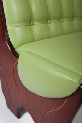 Кухонный угловой диван Серж с ящиком-2
