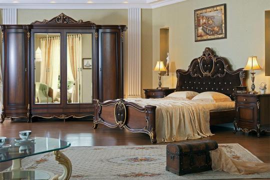 Спальня Лорена караваджо-3