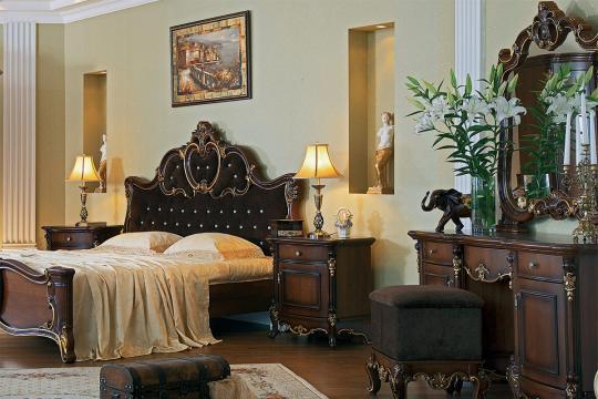 Спальня Лорена караваджо-6