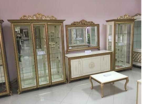 Гостиная Версаль - 1 (слоновая кость)-1