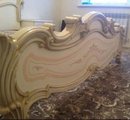 Спальня Грация (слоновая кость) вариант 2-3