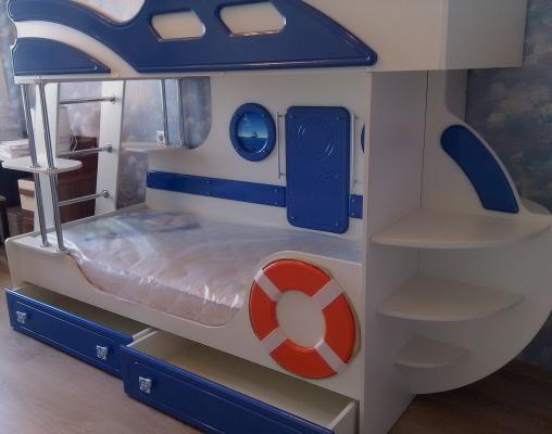 Детская комната Парус (Яхта-2) комплект-1