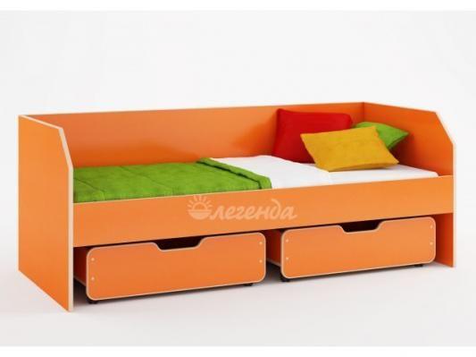 Детская кровать от 3 лет Легенда 13.1-3