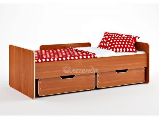 Детская кровать от 3 лет Легенда 14.1-5