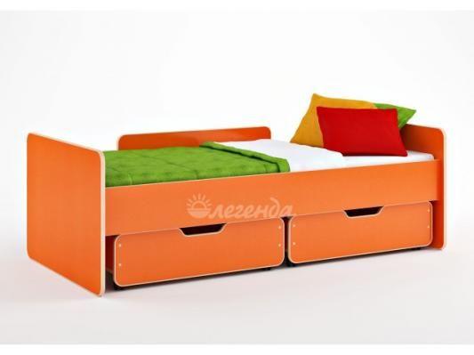 Детская кровать от 3 лет Легенда 14.1-4