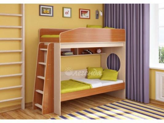 Двухъярусная кровать Легенда 10.1-2
