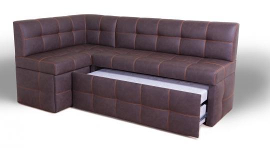Кухонный угловой диван Дублин-1
