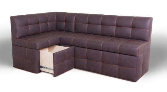 Кухонный угловой диван Дублин-3
