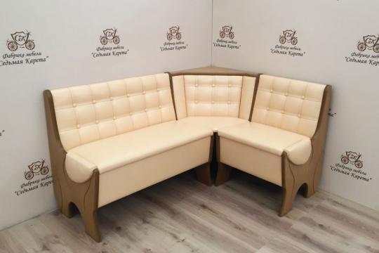 Кухонный угловой диван Серж с ящиком-7