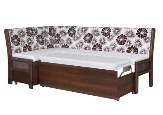 Кухонный угловой диван Этюд со спальным местом-2